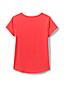 T-Shirt Graphique à Manches Courtes, Toute Petite Fille