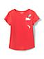 Toddler Girls' Graphic Pocket Short Sleeve T-shirt