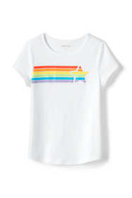 Girls Graphic Tee Shirt