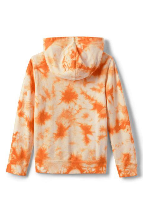 Boys Tie Dye Pullover Hoodie Sweatshirt