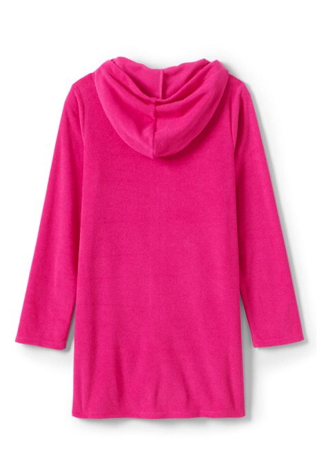 Girls Kangaroo Pocket Cover-Up