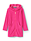 Little Girls' Terry Hooded Cover-up