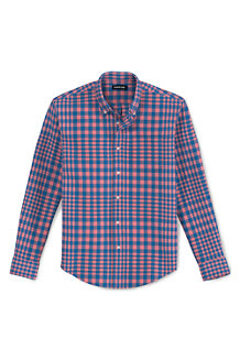 Men's Checked Cotton Shirt