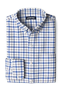 Men's Tailored Fit Essential Lightweight Poplin Shirt, Front