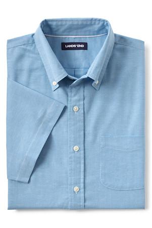 e4787f03b4 Men's Stretch Short Sleeve Oxford Shirt