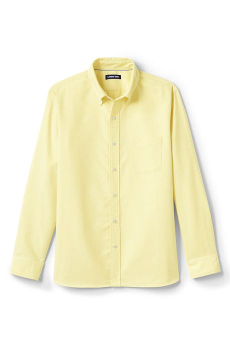 Men's Traditional Fit Comfort-First Sail Rigger Oxford Shirt
