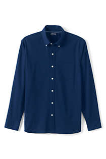 Men's Traditional Fit Comfort-First Sail Rigger Oxford Shirt, alternative image