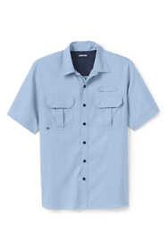 Men's Short Sleeve Traditional Fit Outrigger Shirt