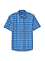 Men's Short Sleeve Cotton Shirt