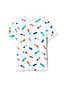 Toddler Boys' Patterned T-shirt