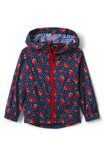 Little Kids' Backpack Rain Jacket