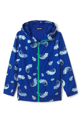 Little Kids' Colour Change Rain Jacket