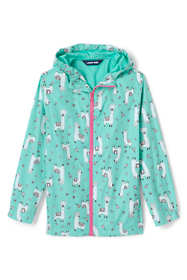 Toddler Kids Color Change Rain Jacket