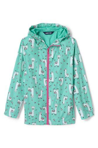 Toddler Kids' Colour Change Rain Jacket