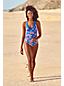 Bas de Bikini Beach Living Rétro à Motifs, Femme Stature Standard