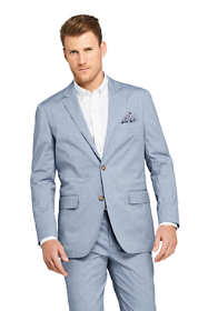 Men's Tailored Fit Comfort First Cotton Oxford Sport Coat
