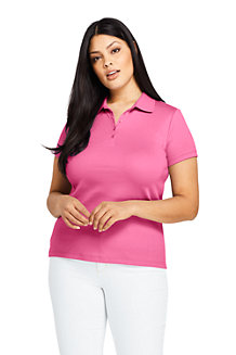 285f3f27f7 Women s Short Sleeve Supima Polo Shirt