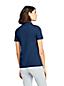Polo Piqué Stretch à Manches Courtes, Femme Stature Standard