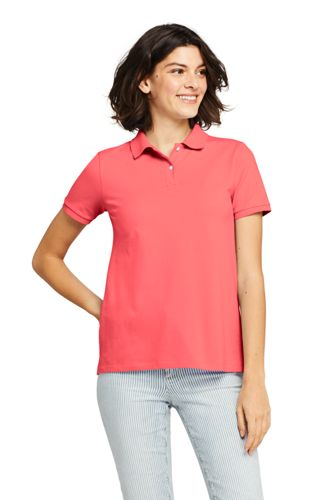 Women's Piqué Polo Shirt