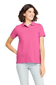 49ef4714f5b3e Women s Mesh Cotton Polo Shirt Short Sleeve