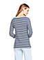 Women's Three-quarter Sleeve Breton Top