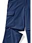 Pantalon Bermuda Cargo Stretch Séchage Rapide, Homme Stature Standard