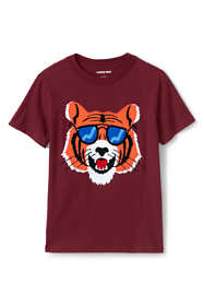 Toddler Boys Applique Graphic T Shirt