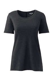 Women's Plus Size Short Sleeve UPF Wicking T-shirt