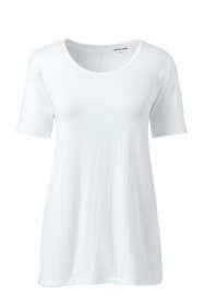 Women's Plus Size Short Sleeve UPF Wicking T-shirt