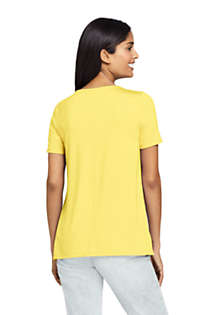 Women's Short Sleeve UPF Wicking T-Shirt, Back