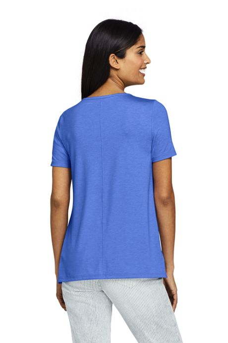 Women's Tall Short Sleeve UPF Wicking T-Shirt