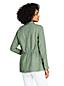 Leinen-Jacke im Worker-Stil für Damen