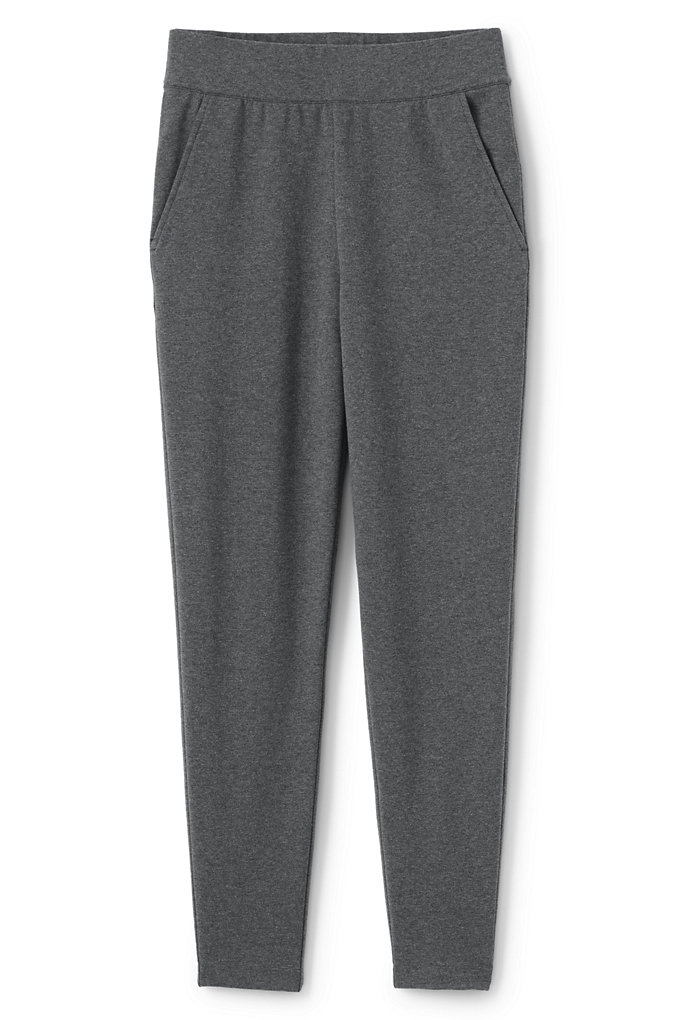 Women's Starfish Elastic Waist Sweatpants - Lands' End
