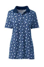 Women's Supima Cotton Short Sleeve Polo Shirt