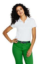 8e1acb405f2 Women s Supima Cotton Polo Shirt Short Sleeve