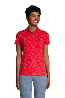 Women's Short Sleeve Supima Polo Shirt