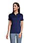 Women's Plus Short Sleeve Supima Polo Shirt