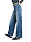 Jean Large Stretch Indigo, Femme Stature Petite
