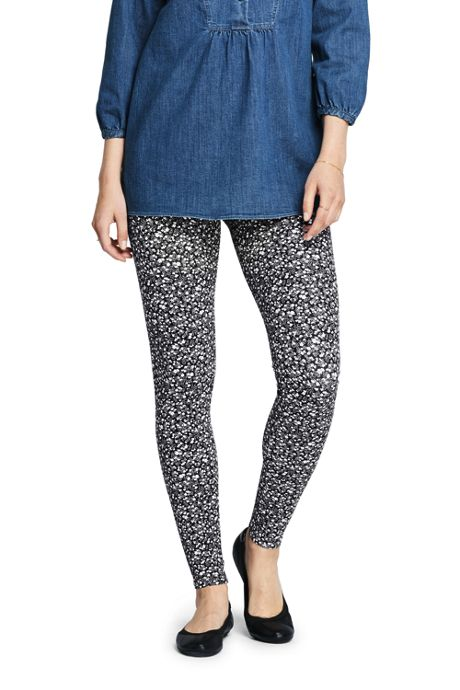 Women's Starfish Knit Leggings