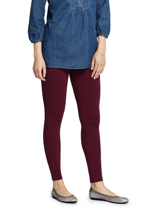 Women's Tall Starfish Knit Leggings