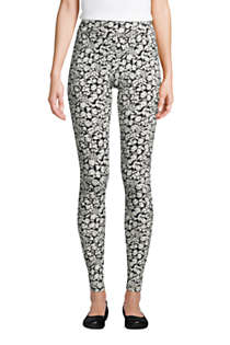 Women's Tall Starfish Mid Rise Knit Leggings, Front