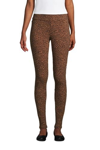 Legging Starfish en Coton Stretch, Femme Grande Taille