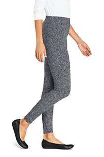 Women's Petite Starfish Mid Rise Knit Leggings, Unknown