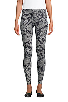 Women's Starfish Patterned Leggings