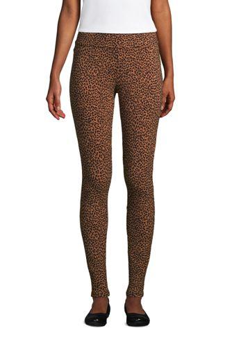 Legging Starfish en Coton Stretch, Femme Grande Taille