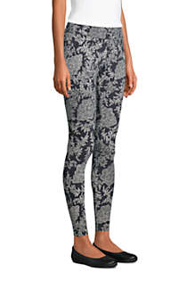 Women's Starfish Mid Rise Knit Leggings, alternative image