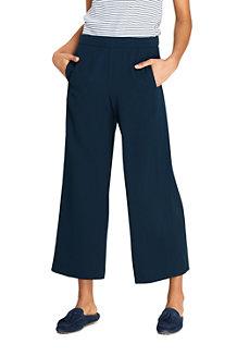 Pantalon Fluide 7/8, Femme
