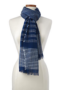 Women s Texture Stripe Scarf 0bca1374633