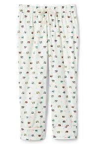 Women s Plus Size Crop Cotton Sleep Pants 35d6aa894