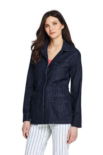 Jacke im Worker-Stil für Damen